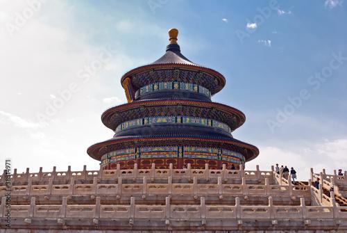Papiers peints Pékin Temple of Heaven. Beijing. China.