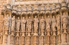 Statues Of The Twelve Apostles (katalonien - Spain)