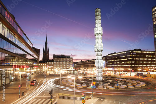 Stockholm City Center, Sergels Torg