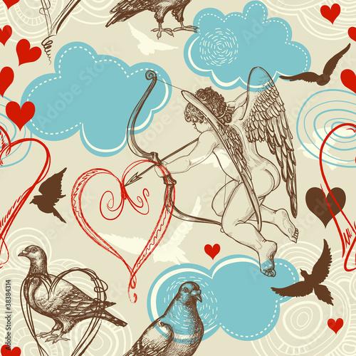 uwielbiam-wzor-ptakow-amorek-i-milosc-ptakow