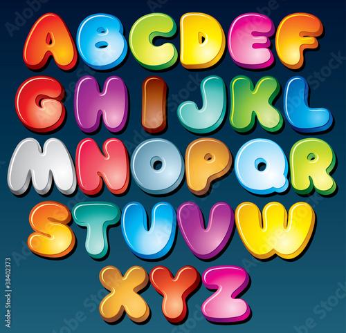 funky-font