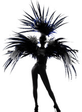 Showgirl Woman Revue Dancer Da...