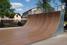 Skate Park, Ramp
