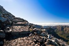Bergaufstieg