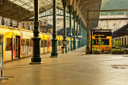 railway station, Porto, Portugal