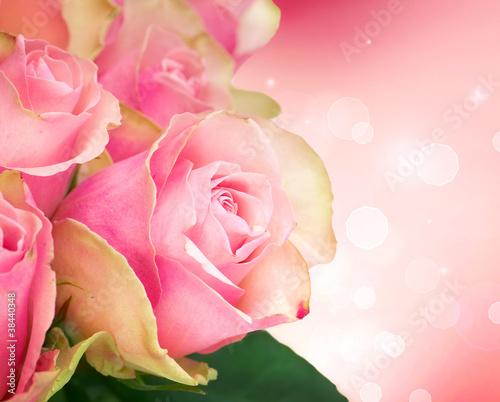 projekt-kwiatowy-kwiat-rozy-kartka-slubna