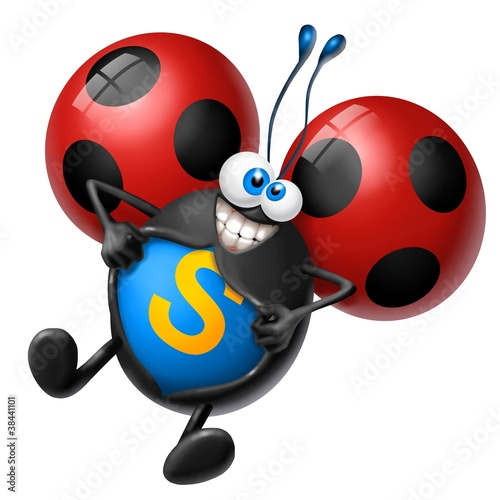 Canvas Prints Ladybugs SuperCoccinella2