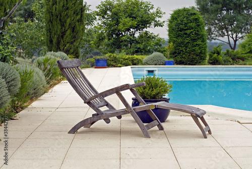 piscine et jardin d\'ornement # 02 – kaufen Sie dieses Foto ...