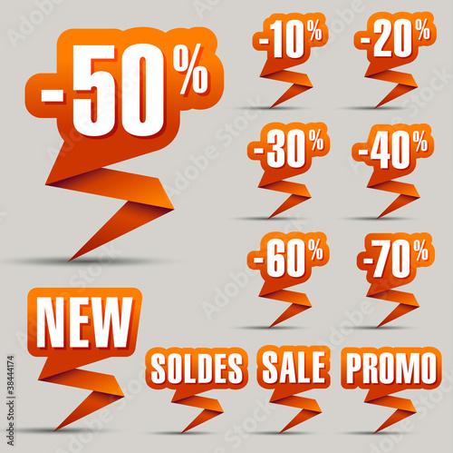 Fotografía  Origami - promo, sale, new, soldes
