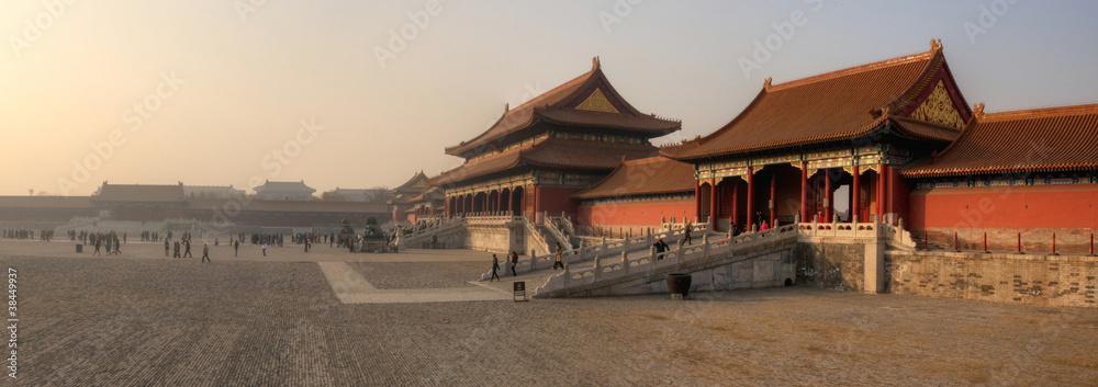 Fototapeta Forbidden City - Beijing / Peking - China