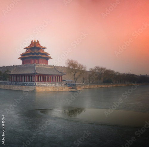 Forbidden City - Beijing / Peking - China Poster