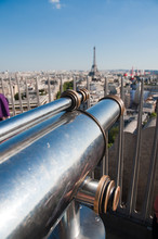 Longuevue Sur La Tour Eiffel - Paris - France