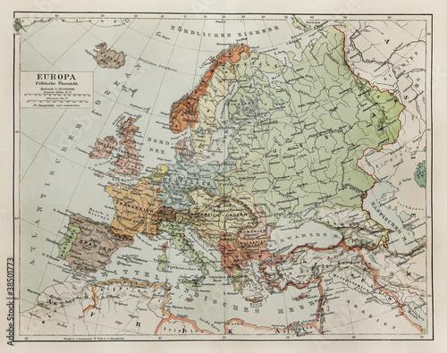 archiwalne-mapy-europy-z-konca-xix-wieku