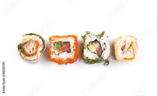 Fototapeta Cuisine Japonaise obraz