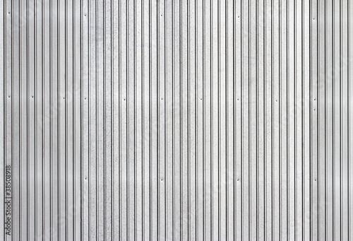 Türaufkleber Metall Corrugated metal siding