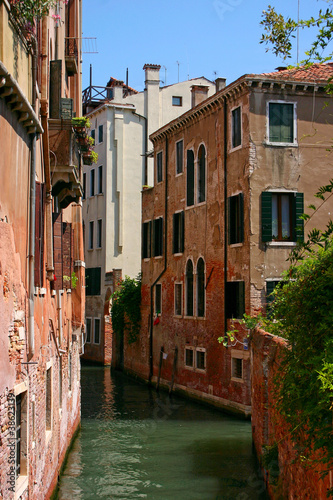 Poster Ligurie Beatifull canal in Venice