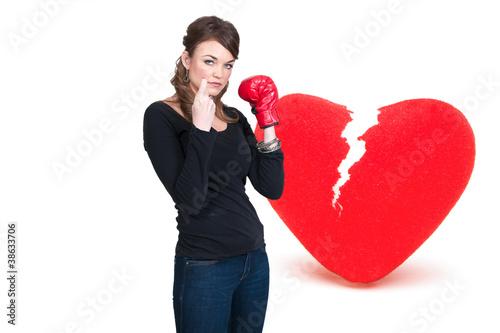 Photo  Broken Heart