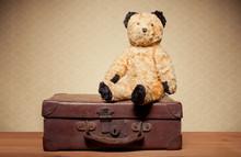 Childhood Nostalgia Teddy Bear