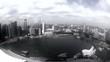 Singapore lagoon time lapse
