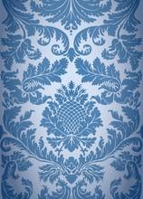 Historical Wallpaper Pattern