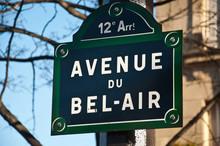 Avenue Du Bel Air à Paris 12i...