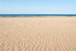 canvas print picture - Beach sand