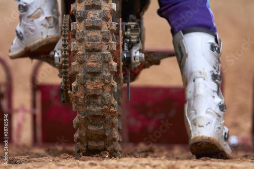 Motocross race