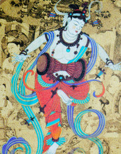 Dunhuang  Painting Mural