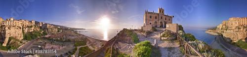 Fotografia  Tropea, panorama a 360°