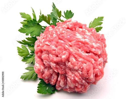 Fotomural Carne picada