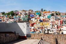 Guanajuato, Colorful Town In Mexico