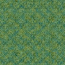 Seamless Green & Teal Damask Background Wallpaper
