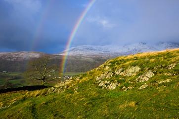 Lake District Rainbow