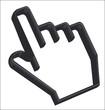 Hand Cursor - 3D