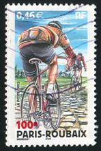 Paris-Roubaix Bicycle Race
