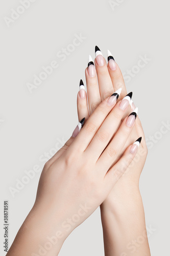 Fingernails Wallpaper Mural