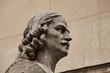 statue de Nicolas Poussin école des Beaux Arts à Paris