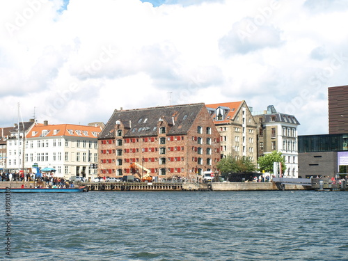 CANALES DE COPENHAGUE Poster