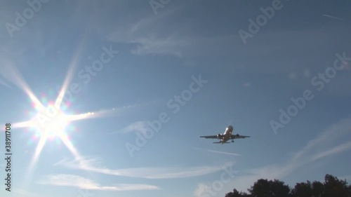 vidéo avion 2R Canvas-taulu