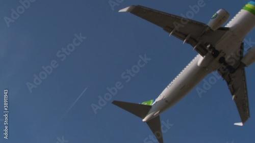 vidéo avion 3R Canvas-taulu