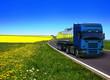 Tanklastzug mit Biodiesel