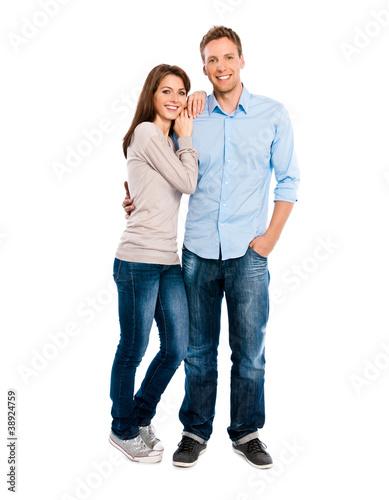 Fotografia, Obraz  Junges Paar