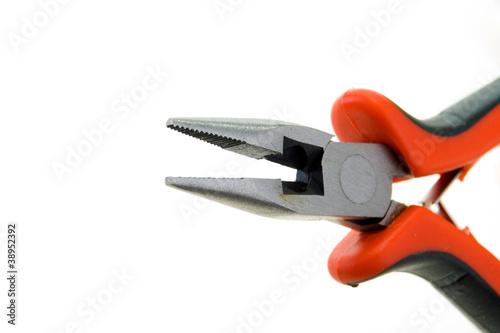 Photo Steel pliers
