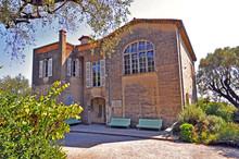 Cagnes Sur Mer, Provenza, La Casa Di Renoir