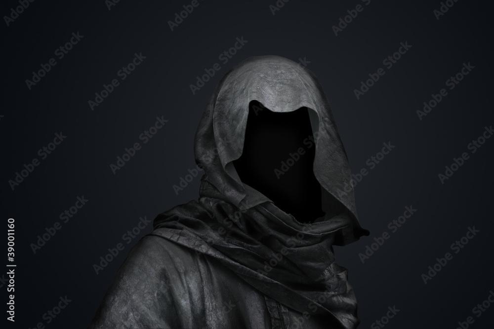 Fototapeta Death in the hood concept