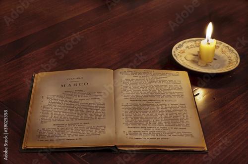 Fotografie, Obraz  il libro degli apostoli