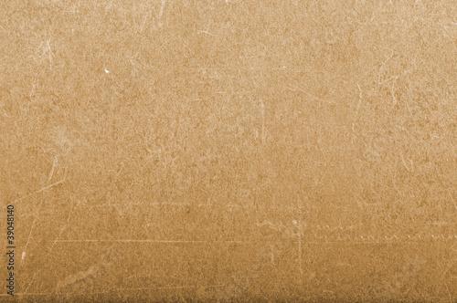 Obraz Stara, pożółkła i zniszczona karta - fototapety do salonu