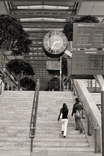 L'horloge De La Gare