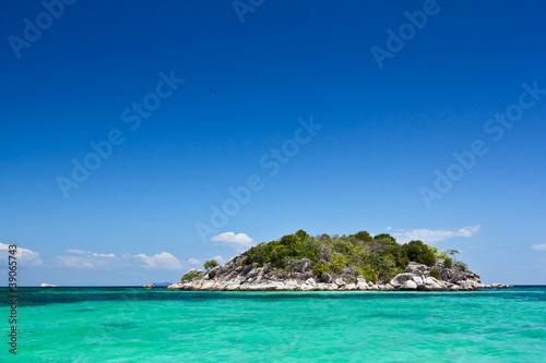 Staande foto Eiland Lipe Island in Satun