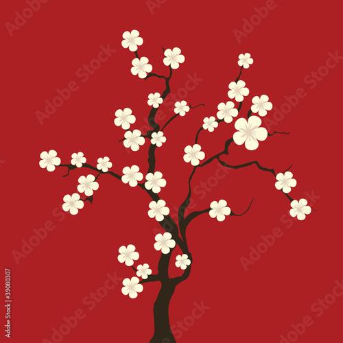 blossom cherry - 39080307